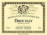 Brouilly Domaine Balloquet Case 6