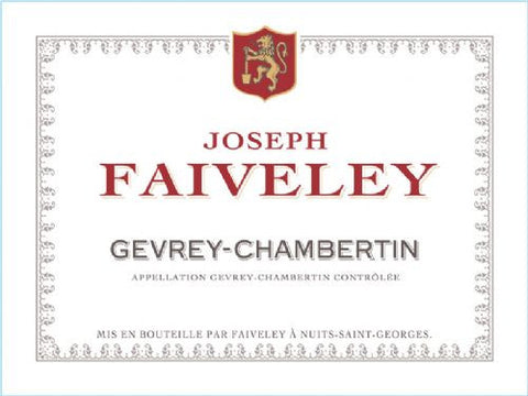 Gevrey Chambertin Case of 6