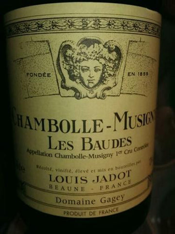 Chambolle Musigny 1er Cru Les Baudes Case of 6