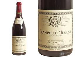Chambolle Musigny Case of 6