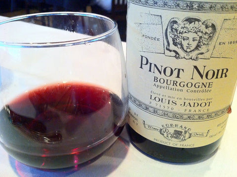 Bourgogne Pinot Noir Case of 6