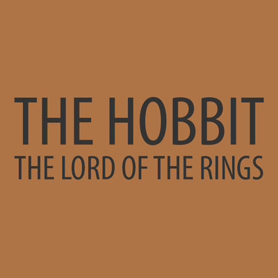 The Hobbit and The Lord of the Rings - Minifigs