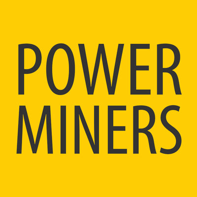 Power Miners - Minifigures