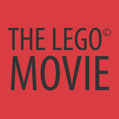 The Lego Movie - Minifigs