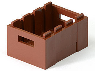 Crate with Handholds