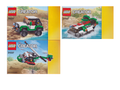 (Instructions) Adventure Vehicles