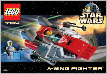 (Instructions) A-wing Fighter