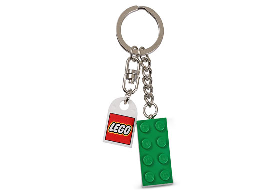 2 x 4 Brick - Key Chain