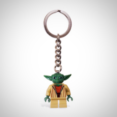 Yoda (Clone Wars) Key Chain