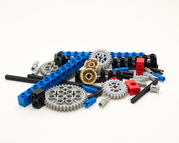 Gear and Technic Brick Pack