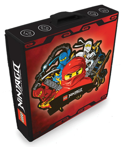 Ninjago Battle Arena Storage Container