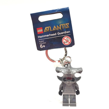 Atlantis Hammerhead Key Chain