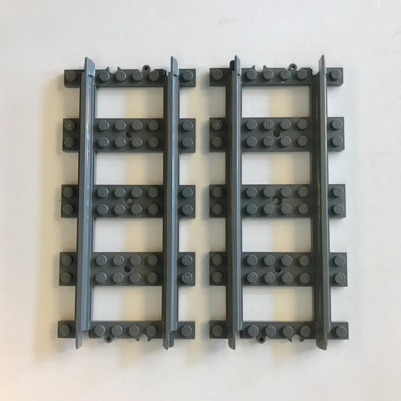 Train Track (Straight): 2-pack