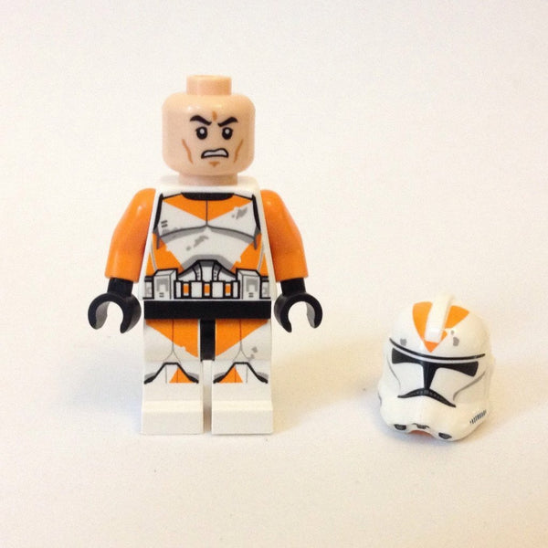 LEGO Minifigure-212th Battalion Trooper-Star Wars / Star Wars Episode 3-SW522-Creative Brick Builders