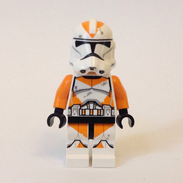 LEGO Minifigure -- 212th Battalion Trooper-Star Wars / Star Wars Episode 3 -- SW0522 -- Creative Brick Builders