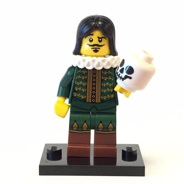 LEGO Minifigure-Actor-Collectible Minifigures / Series 8-COL08-14-Creative Brick Builders