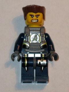 LEGO Minifigure-Agent Charge - Body Armor-Agents-AGT030-Creative Brick Builders