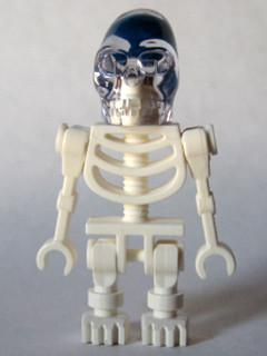 LEGO Minifigure-Akator Skeleton-Indiana Jones / Kingdom of the Crystal Skull-IAJ011-Creative Brick Builders