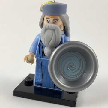 LEGO Minifigure-Albus Dumbledore-Collectible Minifigures / Harry Potter-colhp-16-Creative Brick Builders