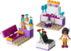 LEGO Set-Andrea's Bedroom-Friends-41009-1-Creative Brick Builders