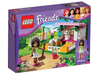 LEGO Set-Andrea's Bunny House-Friends-3938-1-Creative Brick Builders