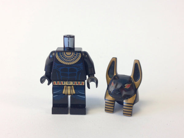 LEGO Minifigure-Anubis Guard-Pharaoh's Quest-PHA008-Creative Brick Builders