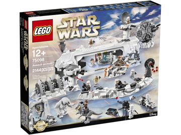 LEGO Set-Assault on Hoth-Star Wars / Ultimate Collector Series / Star Wars Episode 4/5/6-75098-1-Creative Brick Builders