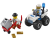 LEGO Set-ATV Arrest-Town / City / Police-60135-1-Creative Brick Builders