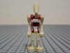 LEGO Minifigure -- Battle Droid Security-Star Wars / Star Wars Episode 1 -- SW047 -- Creative Brick Builders