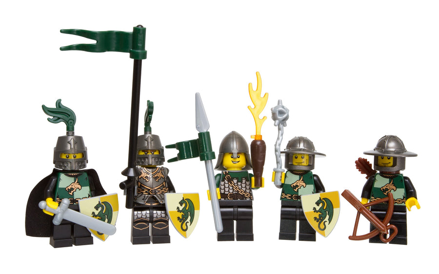 LEGO Minifigure-Battle Pack Dragon Knights-Castle / Kingdoms-852922-1-Creative Brick Builders