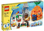 LEGO Set-Bikini Bottom Undersea Party-SpongeBob SquarePants-3818-1-Creative Brick Builders