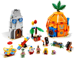 LEGO Set-Bikini Bottom Undersea Party-SpongeBob SquarePants-3818-4-Creative Brick Builders
