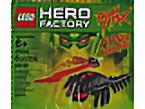 LEGO Set-Brain Attack (Polybag)-Hero Factory-40084-1-Creative Brick Builders