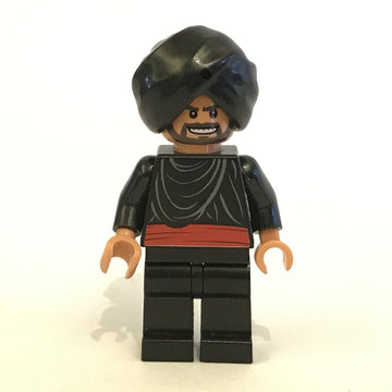 LEGO Minifigure-Cairo Swordsman (7195)-Indiana Jones / Raiders of the Lost Ark-IAJ037-Creative Brick Builders