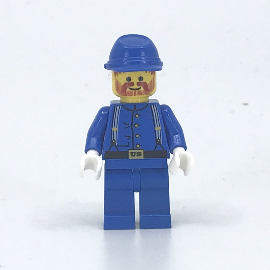 LEGO Minifigure-Cavalry Soldier-Western / Cowboys-WW005-Creative Brick Builders