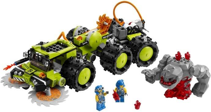 LEGO Set-Cave Crusher-Power Miners-8708-4-Creative Brick Builders