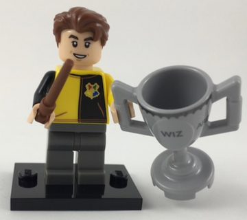 LEGO Minifigure-Cedric Diggory-Collectible Minifigures / Harry Potter-colhp-12-Creative Brick Builders