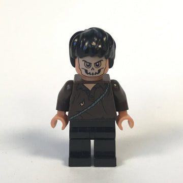 LEGO Minifigure-Cemetery Warrior-Indiana Jones / Kingdom of the Crystal Skull-IAJ043-Creative Brick Builders