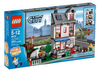 LEGO Set-City House-Town / City / Building-8403-1-Creative Brick Builders