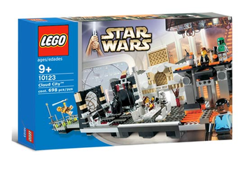 LEGO Set-Cloud City-Star Wars / Star Wars Episode 4/5/6-10123-1-Creative Brick Builders