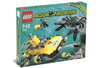 LEGO Set-Crab Crusher-Aquazone / Aquaraiders II-7774-1-Creative Brick Builders