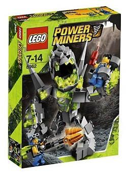 LEGO Set-Crystal King-Power Miners-8962-1-Creative Brick Builders