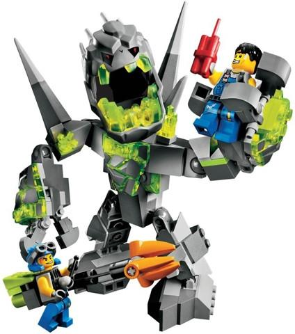 LEGO Set-Crystal King-Power Miners-8962-4-Creative Brick Builders