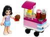 LEGO Set-Cupcake Stall (Polybag)-Friends-30396-1-Creative Brick Builders