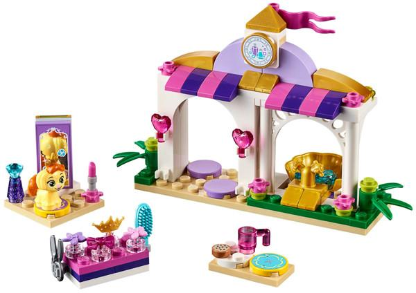 LEGO Set-Daisy's Beauty Salon-Disney Princess / Whisker Haven Tales-41140-1-Creative Brick Builders