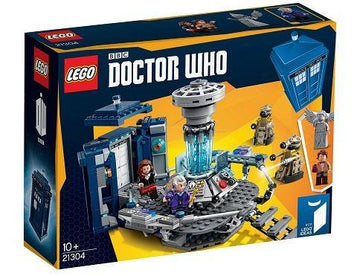 LEGO Set-Doctor Who-LEGO Ideas (CUUSOO) / Doctor Who-21304-1-Creative Brick Builders