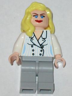 LEGO Minifigure-Elsa Schneider-Indiana Jones / Last Crusade-IAJ045-Creative Brick Builders