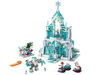 LEGO Set-Elsa's Magical Ice Palace-Disney Princess / Frozen-41148-1-Creative Brick Builders