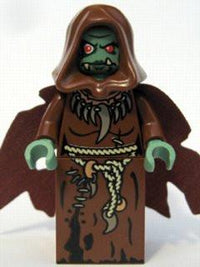 LEGO Minifigure-Fantasy Era - Troll Queen / Sorceress-Castle / Fantasy Era-CAS421-Creative Brick Builders