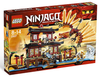 LEGO Set-Fire Temple-Ninjago-2507-1-Creative Brick Builders